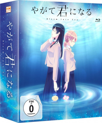 Bloom Into You - Volume 3: Episode 09-13 [Blu-ray]