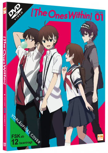 The Ones Within - Volume 1: Episode 01-06 [DVD]