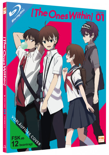 The Ones Within - Volume 1: Episode 01-06 [Blu-ray]