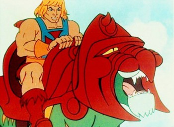 He-Man and the Masters of the Universe - Komplette Serie (14 Disc Set) [DVD]