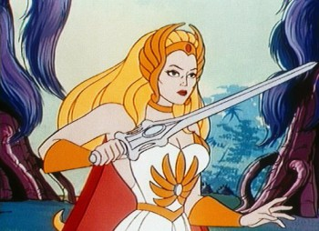 She-Ra - Princesss of Power (Episode 01-46) [Blu-ray]