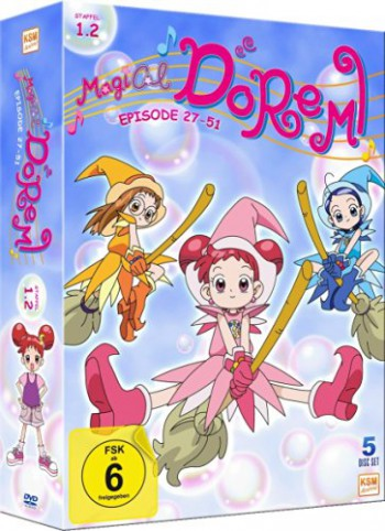 Magical Doremi: Staffel 1.2 Episode 27-51