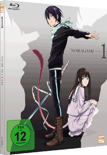 Noragami - Episode 01-06 (Limited Edition) [Blu-ray]