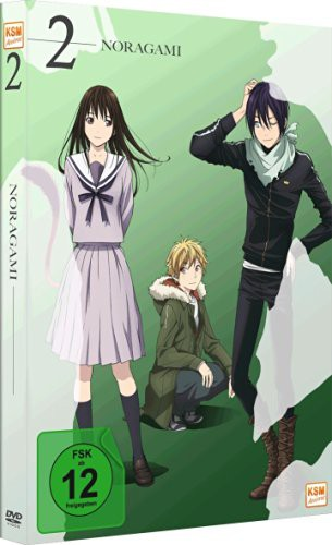 Noragami - Episode 07-12 (LImited Edition)