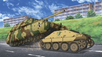 Girls & Panzer - Volume 3: Episode 09-12 [Limited Edition]