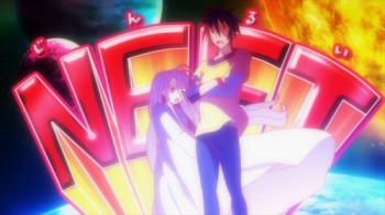 No Game No Life - Episode 05-08  (Limited Edition) [Blu-ray]