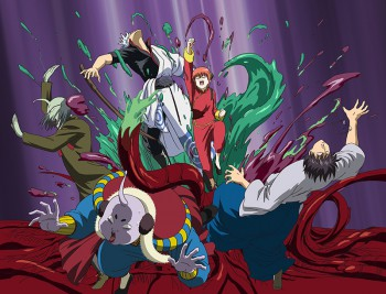 Gintama Box 4: Episode 38 - 49 [Blu-ray]
