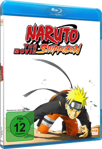 Naruto Shippuden - The Movie [Blu-ray]