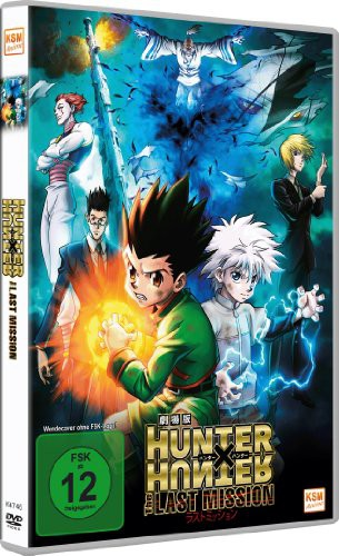 HUNTERxHUNTER - The Last Mission