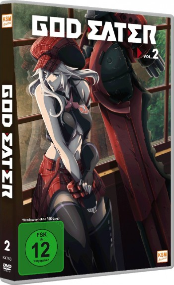 God Eater - Volume 2 Episode 6-9