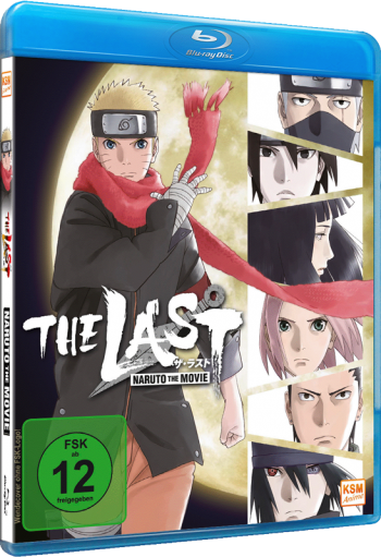 The Last: Naruto - The Movie [Blu-ray]