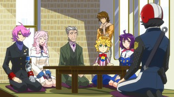 Concrete Revolutio - Staffel 1 - Volume 2: Episode 08-13