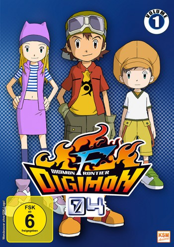 Digimon Frontier - Volume 1: Episode 01-17