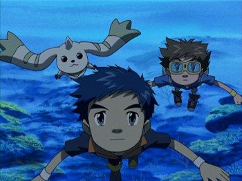 Digimon Tamers - Volume 2 Episode 18-34