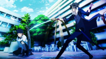 K Project - Volume 1: Episode 01-05 im Sammelschuber
