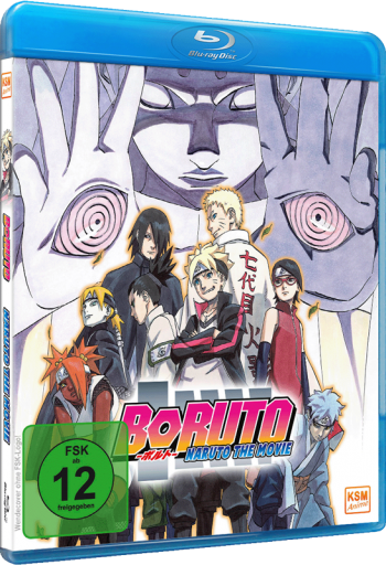 Boruto - Naruto The Movie [Blu-ray]