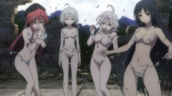 Trinity Seven - Episode 05-08 [Blu-ray]