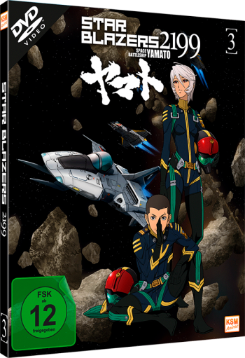 Star Blazers 2199 - Space Battleship Yamato - Volume 3: Episode 12-16