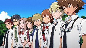 Digimon Adventure tri. Chapter 3 - Confession [Blu-ray] im FuturePak
