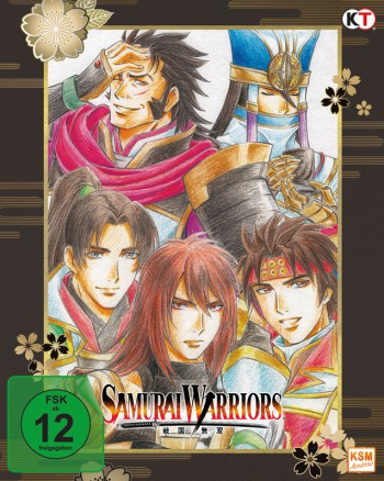 Samurai Warriors - Gesamtedtion - Episode 01-12 + Movie Special: Die Legende von Sanada im Sammelschuber [Blu-ray]