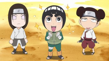 Naruto - Spin- Off! - Rock Lee und seine Ninja Kumpels - Volume 1: Episode 01-13