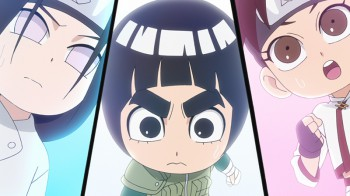 Naruto - Spin- Off! - Rock Lee und seine Ninja Kumpels - Volume 2: Episode 14-26