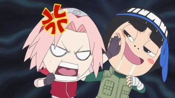 Naruto - Spin- Off! - Rock Lee und seine Ninja Kumpels - Volume 4: Episode 40-51