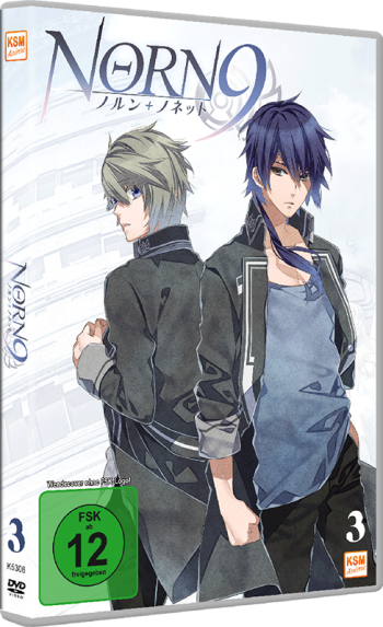 Norn9 - Volume 3: Episode 09-12