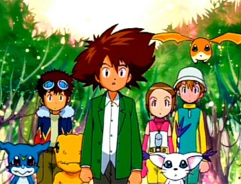 Digimon Adventure - Gesamtedition Staffel 1 - Episode 01-54 im Sammelschuber