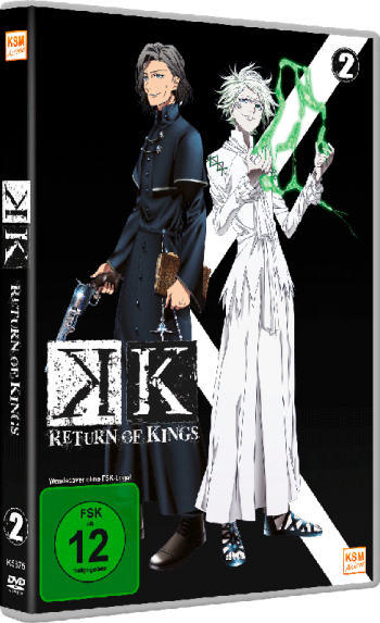 K - Return of Kings - Volume 2: Episode 06-09