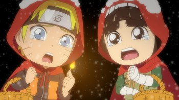 Naruto - Spin- Off! - Rock Lee und seine Ninja Kumpels - Volume 2: Episode 14-26 [Blu-ray]