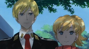 ACCA 13: Territory Inspection Dept. - Volume 3: 09-12 [Blu-ray]
