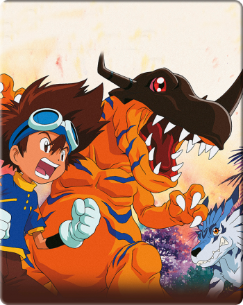 Digimon Adventure - Staffel 1.2: Episode 19-36 [Blu-ray] im FuturePak