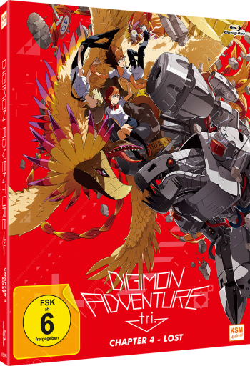 Digimon Adventure tri. Chapter 4 - Lost [Blu-ray]