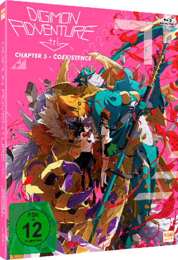 Digimon Adventure tri. Chapter 5 - Coexistence [Blu-ray]