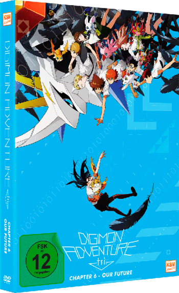 Digimon Adventure tri. Chapter 6 - Our Future [DVD]