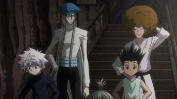 HUNTERxHUNTER - Volume 1: Episode 01-13 [Blu-ray]