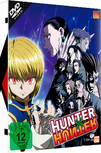 HUNTERxHUNTER - Volume 5: Episode 48-58