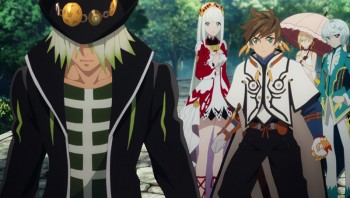 Tales of Zestiria - The X - Staffel 2: Episode 13-25