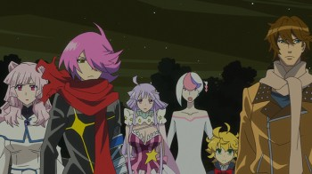Concrete Revolutio - The Last Song - Staffel 2 - Volume 1: Episode 01-06