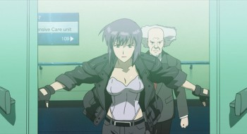 Ghost in the Shell - Stand Alone Complex - Laughing Man [DVD] im FuturePak