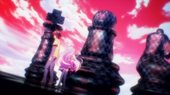 No Game No Life - Gesamtedition: Episode 01-12 [DVD]