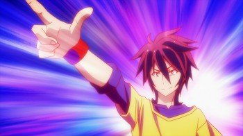 No Game No Life - Gesamtedition: Episode 01-12 [Blu-ray]