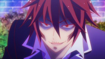 No Game No Life - Volume 1: Episode 01-04 [DVD]