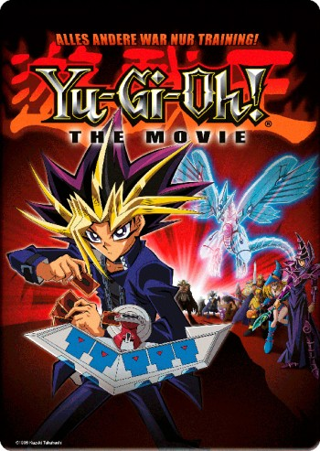 Yu-Gi-Oh! - Movie Collection - Der Film + Bonds Beyond Time [DVD] im limitierten Doppel-FuturePak
