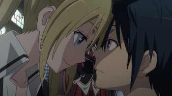 Trinity Seven - The Movie - Eternity Library and Alchemic Girl