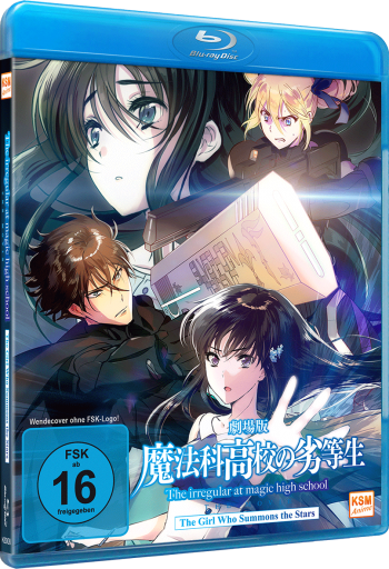 The Irregular at Magic High School - The Movie - The Girl who Summons the Stars [Blu-ray]