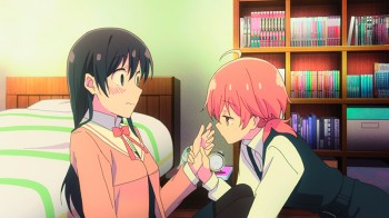 Bloom Into You - Volume 2: Episode 05-08 [Blu-ray]
