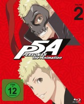 Persona 5 - The Animation - Volume 2 [Blu-ray]