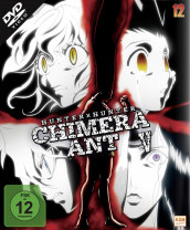 HUNTERxHUNTER - Volume 12: Episode 125-136 [DVD]